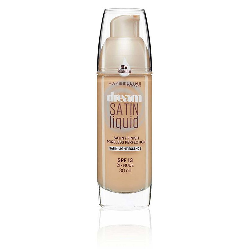 Dream Satin Foundation Liquid
