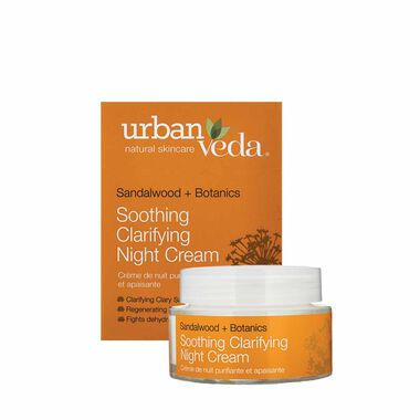 Soothing Clarifying Night Cream 50ml