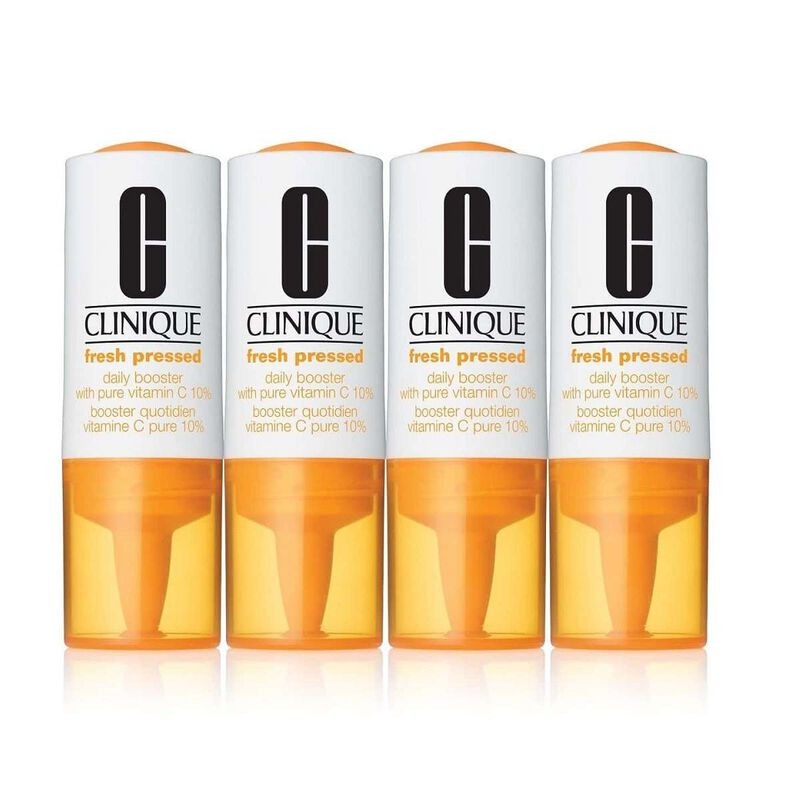 Fresh Pressed Daily Booster with Pure Vitamin C