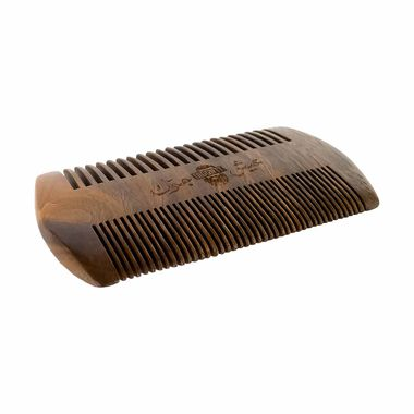 Sandal Wood Beard Comb