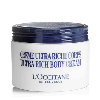 Ultra Rich Body Cream