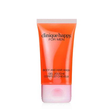 Clinique Happy For Men Body and Hair Wash 200ml