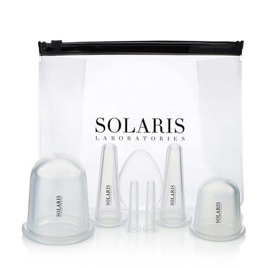 7 pc Cupping Therapy Set for Face & Body