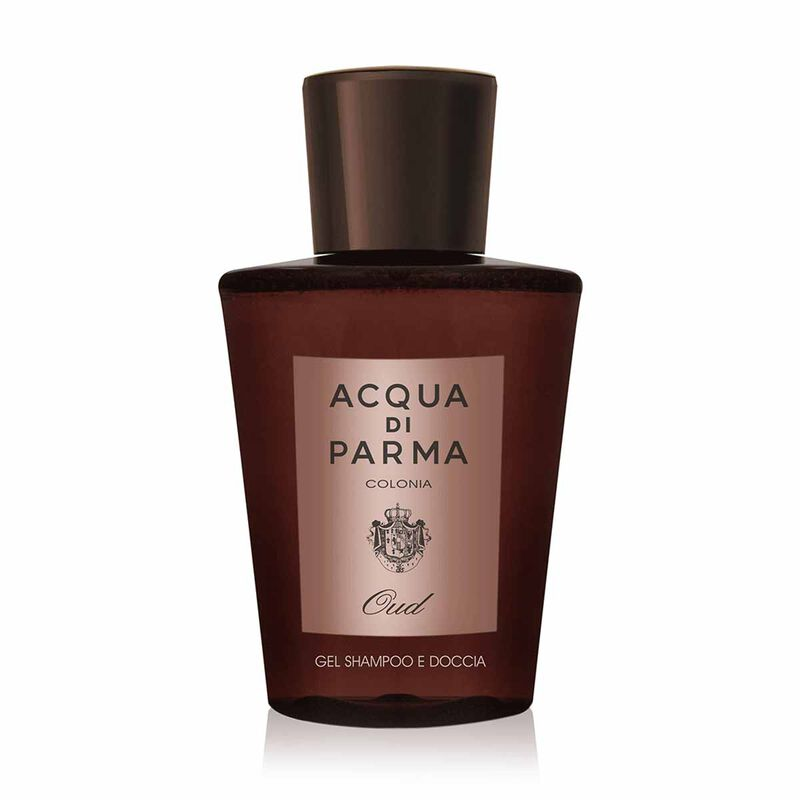 Colonia Oud Hair and Shower Gel 200ml