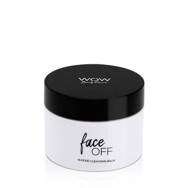 Face Off - Almond Cleansing Balm