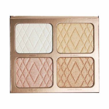 Highlighter palette Bloom