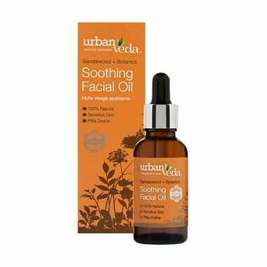 Soothing Facial Oil 30ml