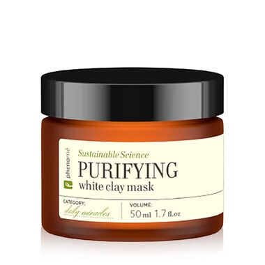 Sustainable Science PURIFYING white clay mask