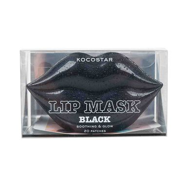 Lip Mask Black Moisturizing Soothing Glow
