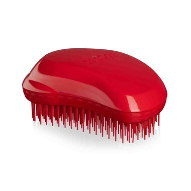 Thick & Curly Salsa Hairbrush Red