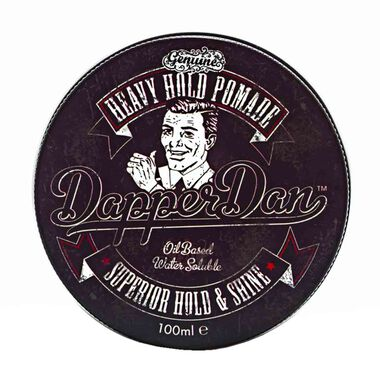 Heavy Hold Pomade 100ml
