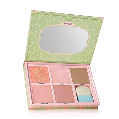 Cheekleaders Pink Cheek Palette