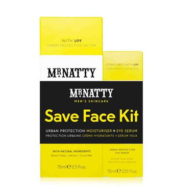 Urban Protection Duo Save Face Kit