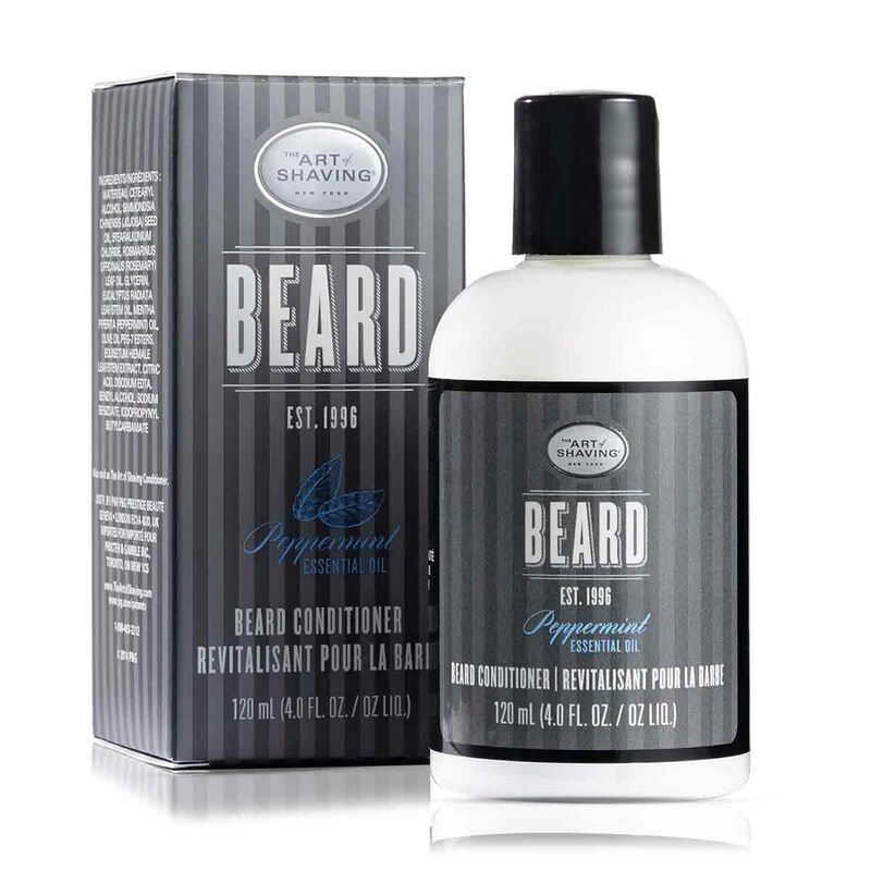 TAOS BEARD CONDITIONER PEPPERMINT 120ml