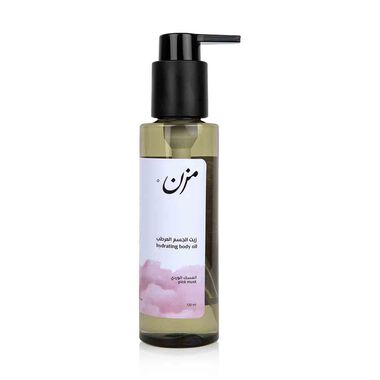 Body oil in Pink Musk 120ml