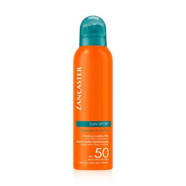 Lancaster Sun Sport - Cooling Invisible Mist spf50 200ml