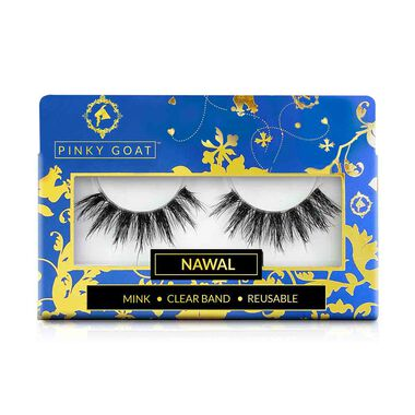 Pinky Goat Nawal 3D Mink Lashes