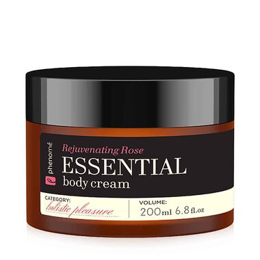 Rejuvenating Rose Essential Body Cream 200ml