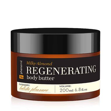 "زبدة ""Milky Almond regenerating"" للجسم"
