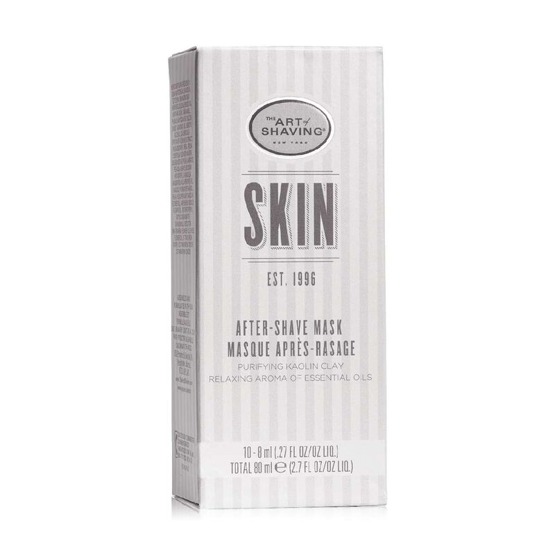Taos after Shave Mask - 2 Pack