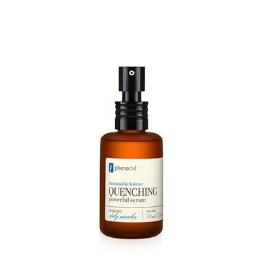 Sustainable Science QUENCHING powerful serum