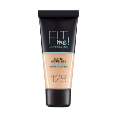 Fit Me  Matte And Poreless Foundation