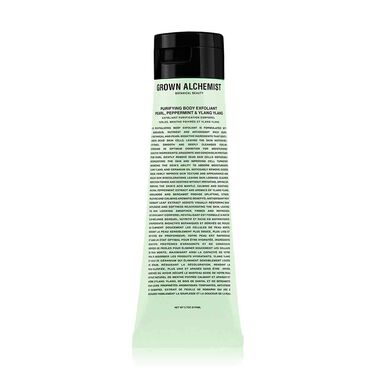 Purifying Body Exfoliant: Pearl, Peppermint & Ylang Ylang 170ml