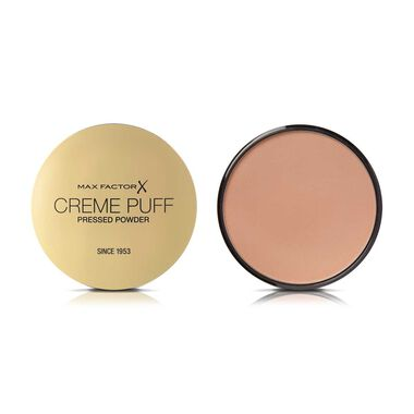 Creme Puff Pressed Compact Powder