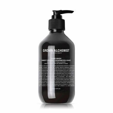 Hand Wash: Sweet Orange, Cedarwood & Sage 500ml