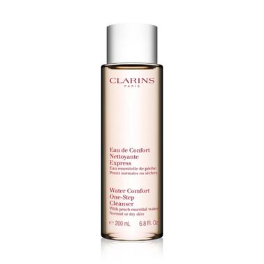 Water Comfort One-Step Cleanser with Peach Essential Water 200ml