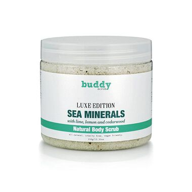Luxe Sea Minerals Body Scrub 350g
