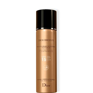Dior Bronze Beautifying Protective Oil in Mist Sublime Glow SPF 15