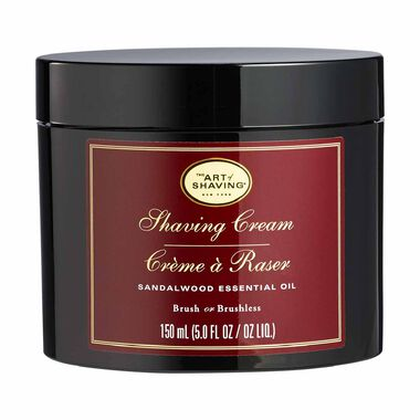 TAOS SHAVING CREAM SANDALWOOD 150ml
