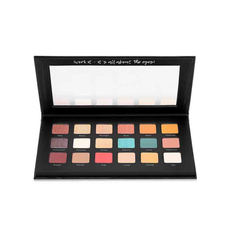 All Eyes On Me - Eyeshadow Palette Edition 2
