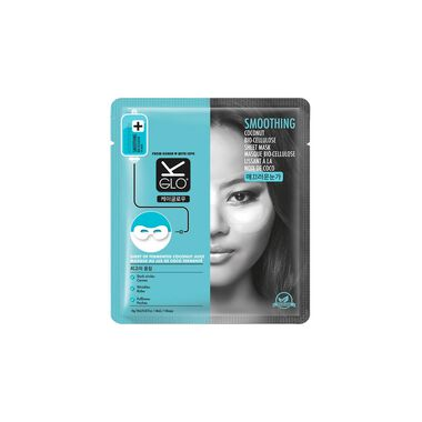 Smoothing Coconut Bio-Cellulose Eye Mask