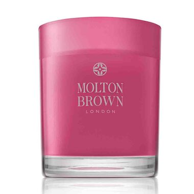 PINK PEPPER SINGLE WICK CANDLE 180G