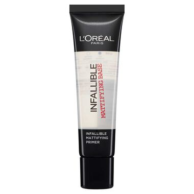 Infallible Matte Priming Base 01 Transparent