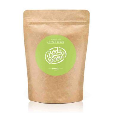 Mango Coffee Scrub 200g