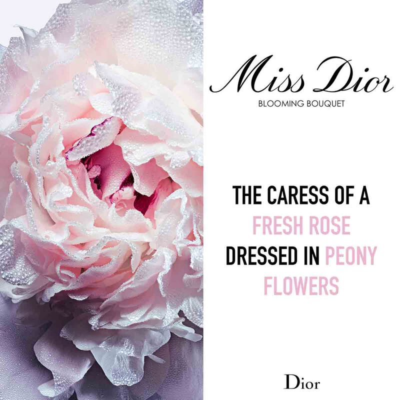 Miss Dior Blooming Bouquet Roller-Pearl