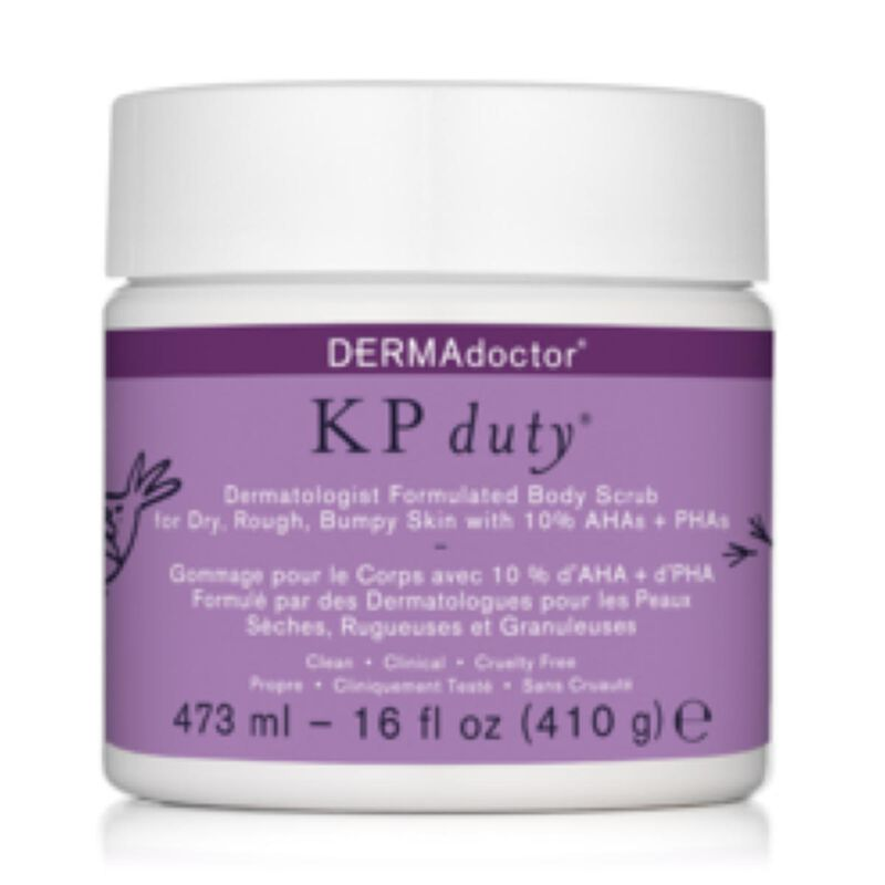 KP Duty Dermatologist Formulated Body Scrub
