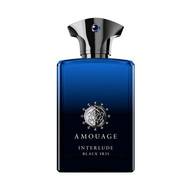 Interlude Black Iris Man عطر 100مل