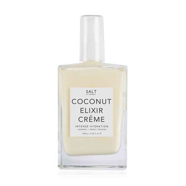 Coconut Elixir Creme - Jasmine + Sweet Orange 100ml