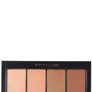 Master Bronze Color And Highlighting Kit Palette
