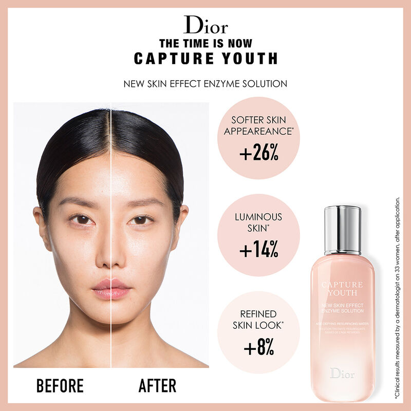 Capture Youth New Skin Effect Enzyme Solution Age-Defying Resurfacing Water