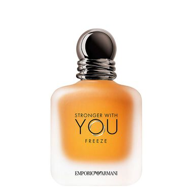 Emporio Armani stronger with freeze you Eau de Toilette