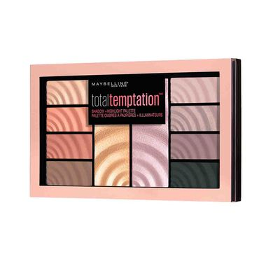 Total Temptation Multi-Purpose Eyeshadow & Highlighting Palette