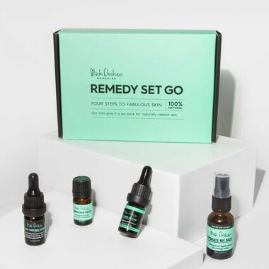Remedy-Set-Go - Natural Skincare Trial Pack