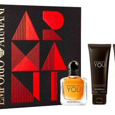 Stronger with You Gift Set