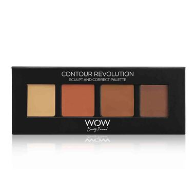 Contour Revolution - Sculpt And Correct Palette