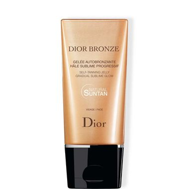 Dior Bronze Self-tanning Jelly - Gradual Sublime Glow